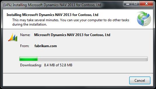 Deploying Microsoft Dynamics NAV Using ClickOnce